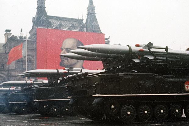Kế hoạch dùng 466 bom hạt nhân để hủy diệt Liên Xô của Mỹ - 1