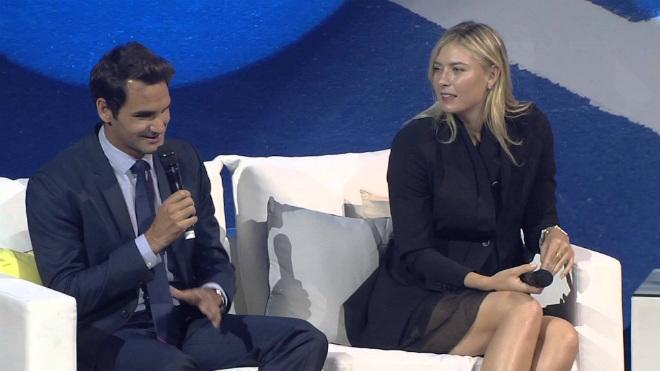 "Tennis 24/7: Federer ""cặp kè"" Sharapova, săn 2 kỷ lục ở Australian Open - 1"