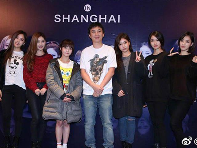 Thiếu gia giàu nhất Trung Quốc lao đao vì tin chống lưng, tặng siêu xe tiền tỷ cho T-ara