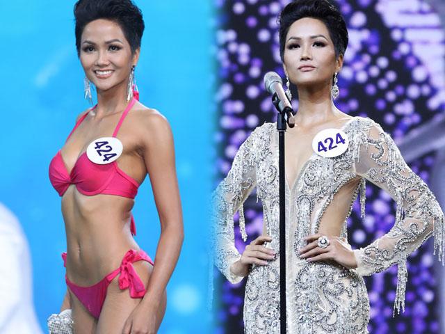 Dân mạng quốc tế khen ngợi hết lời nhan sắc Hoa hậu H'Hen Niê