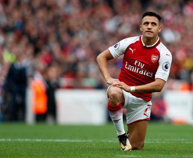 Chuyển nhượng HOT 9/1: Đua PSG, Man City ra giá mua Sanchez - 1