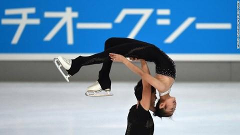 """""""Át chủ bài"""" của Triền Tiên tại Thế vận hội mùa đông Pyeongchang - 1"""