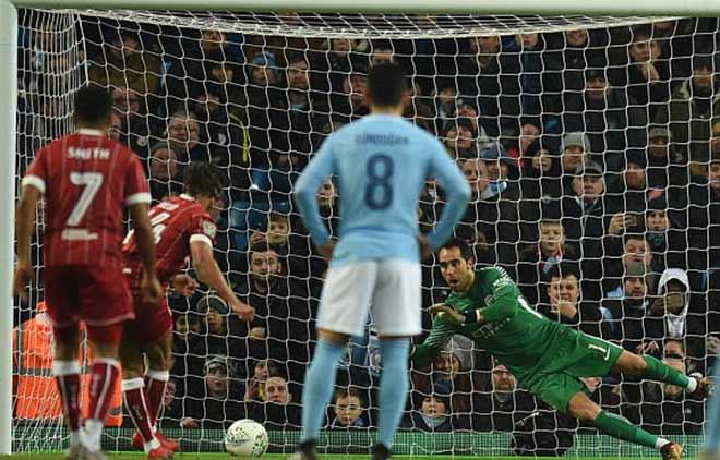 """Man City - Bristol City: Lao lực với """"ngựa ô"""", định đoạt phút bù giờ - 1"""