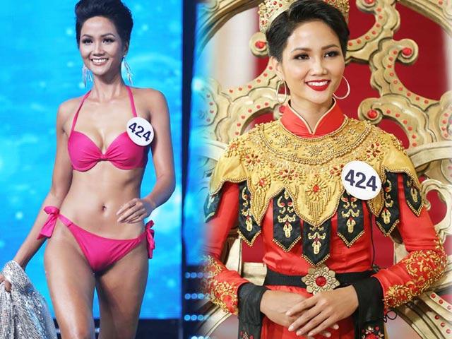 """H'Hen Niê: Tự tin để Việt Nam """"phục thù"""" ở Hoa hậu Hoàn vũ Thế giới 2018"""