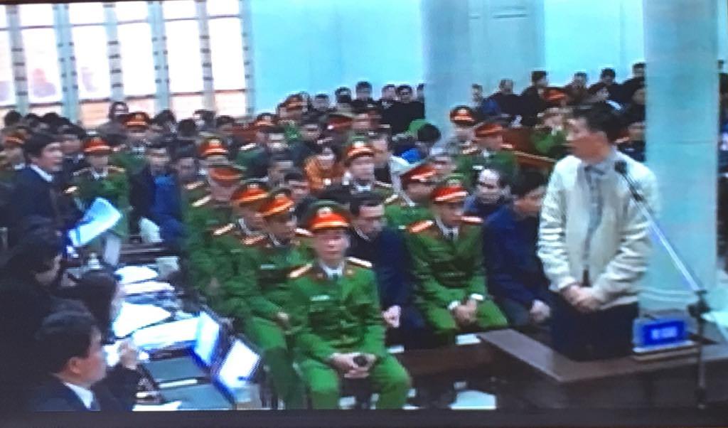 """Trịnh Xuân Thanh khai gì về cuộc gặp """"chuẩn bị 5 tỉ tiêu Tết""""? - 1"""