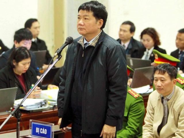 Đề nghị ông Đinh La Thăng 14-15 năm tù, Trịnh Xuân Thanh tù chung thân