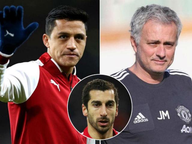 Chuyển nhượng MU: Mourinho chơi xỏ Pep, lấy Sanchez
