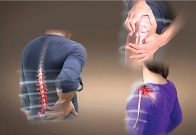 Những điều cần biết về đau cơ xương khớp tuổi trung niên - 1