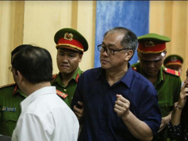 """Ông Phạm Công Danh """"tố"""" Ngân hàng Nhà nước"""