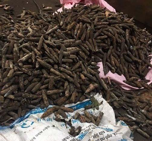 Tin mới vụ phát hiện kho vật liệu nổ ở nhà dân tại Hưng Yên - 1