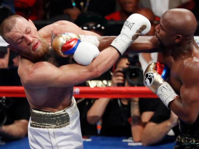 """""""Nhờn"""" với xã hội đen, McGregor mất toi triệu đô: Mayweather hả hê"""