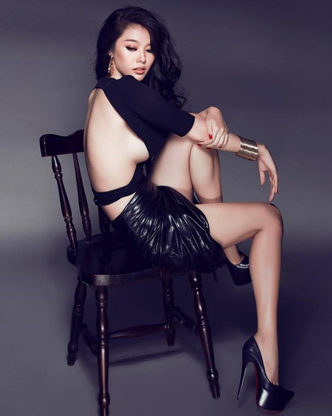 """Người mẫu Linh Chi: """"Tôi bán dâm đã không yêu Lâm Vinh Hải"""" - 3"""