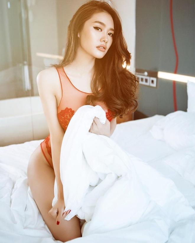 """Người mẫu Linh Chi: """"Tôi bán dâm đã không yêu Lâm Vinh Hải"""" - 8"""