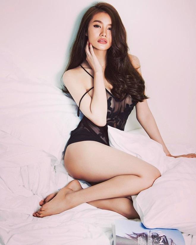 """Người mẫu Linh Chi: """"Tôi bán dâm đã không yêu Lâm Vinh Hải"""" - 9"""