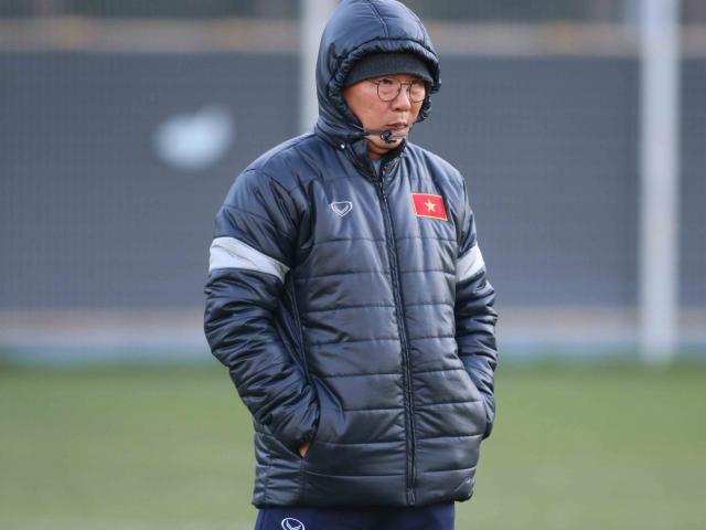 "HLV Park Hang Seo lạc quan, U23 Việt Nam ""do thám"" U23 Úc"