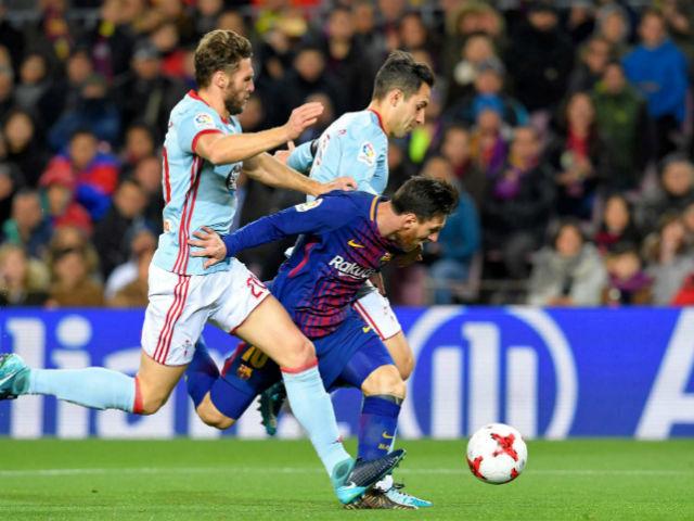 Video, kết quả bóng đá Barcelona - Celta Vigo: Messi thăng hoa, tiệc 5 bàn thịnh soạn