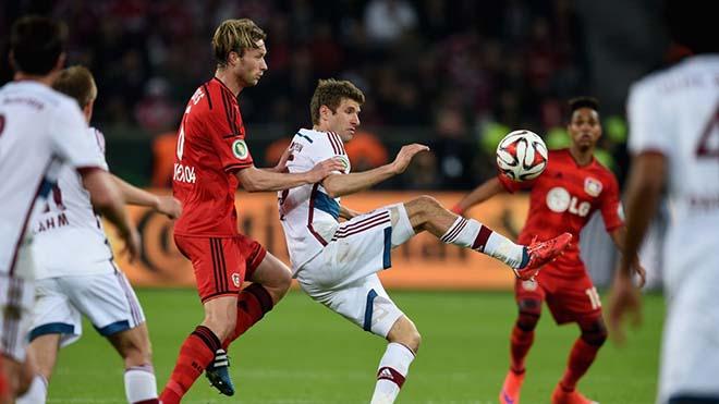 Leverkusen - Bayern Munich: Định đoạt bởi siêu sao Real Madrid - 1