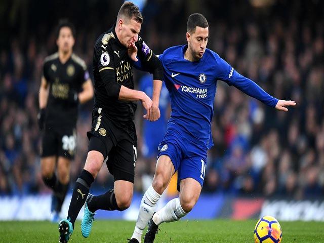Video, kết quả bóng đá Chelsea - Leicester: Bức tường thép & người hùng khung gỗ