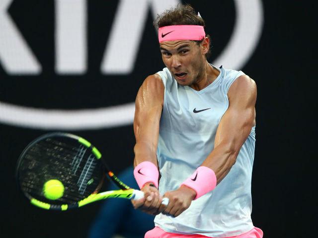 Nadal - Burgos: Uy lực tuyệt đối, 3 set như một (Vòng 1 Australian Open)