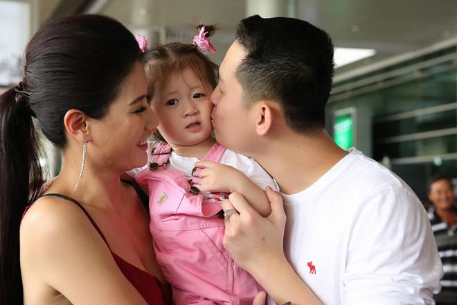 Trang Trần sắp kết hôn với ông xã Việt kiều sau hai năm sinh con - 1