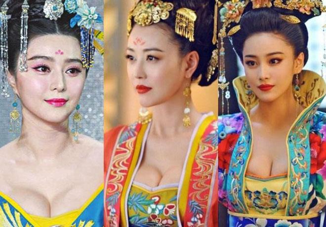 Tiết lộ về áo lót của phụ nữ thời Đường (Trung Quốc) - 1