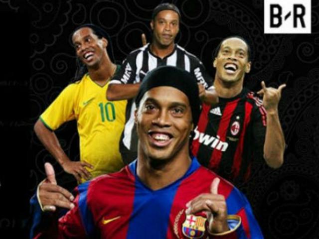"""Ảo thuật gia"" Ronaldinho giải nghệ: Messi mang ơn, fan nuối tiếc"