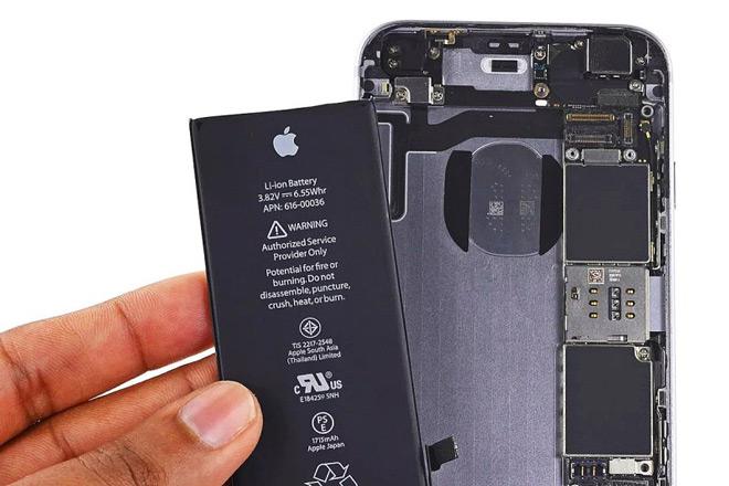 NÓNG: Phát hiện nguyên nhân pin iPhone phát nổ - 1