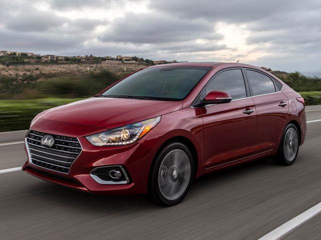 Hyundai Accent 2018 chốt giá chỉ 278 triệu đồng - 1