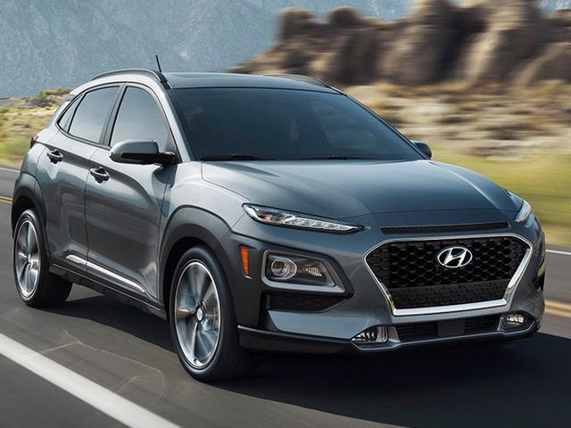 Hyundai Kona sẽ về Việt Nam trong năm 2018 - 1