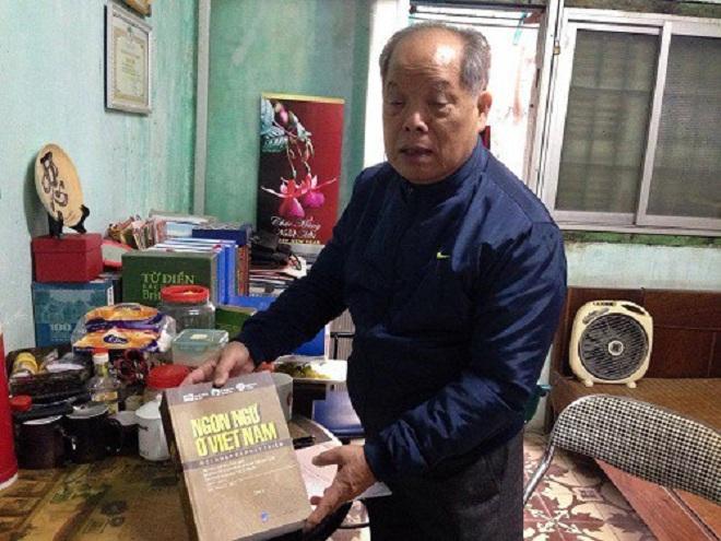 """Vì sao PGS Bùi Hiền được cấp bản quyền cải tiến """"tiếw Việt""""? - 1"""