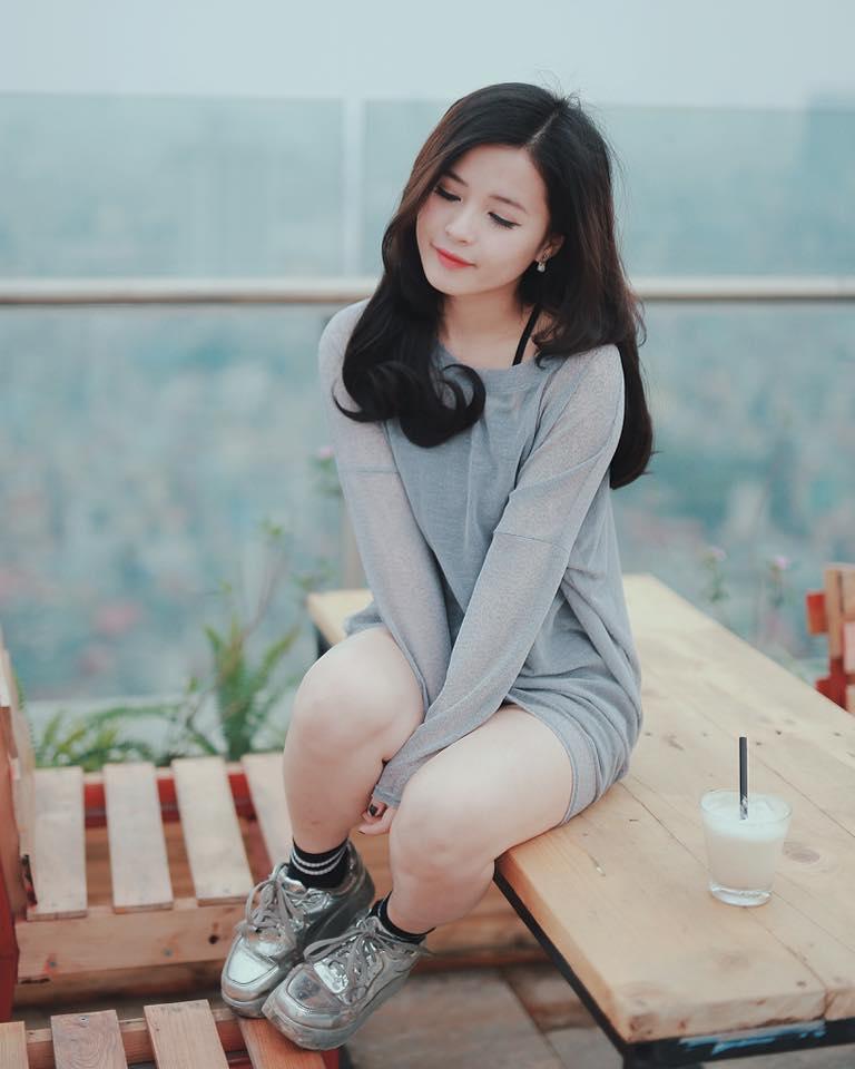 Bạn gái cực xinh lại mặc đẹp của Nguyễn Trọng Đại U23 Việt Nam - 5