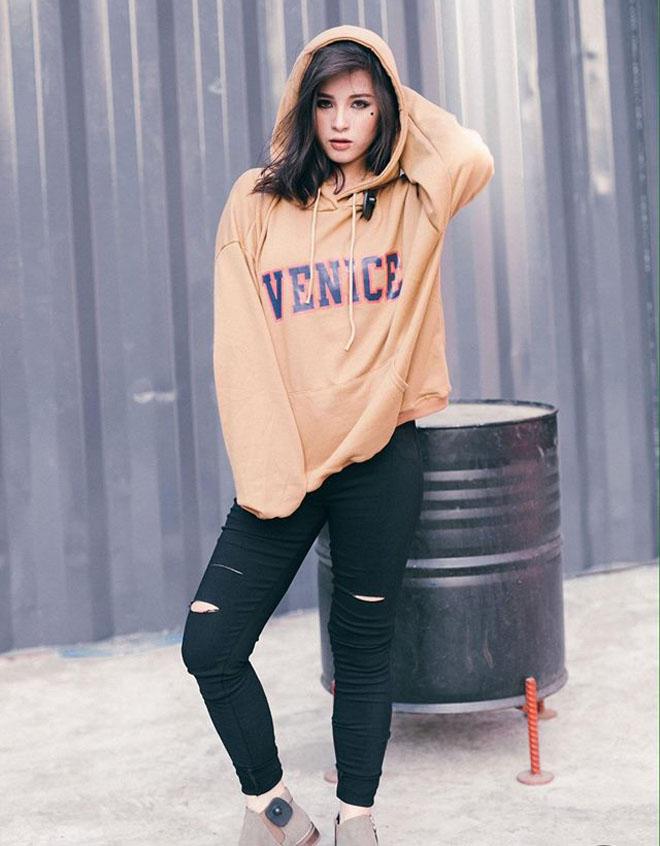 Bạn gái cực xinh lại mặc đẹp của Nguyễn Trọng Đại U23 Việt Nam - 12