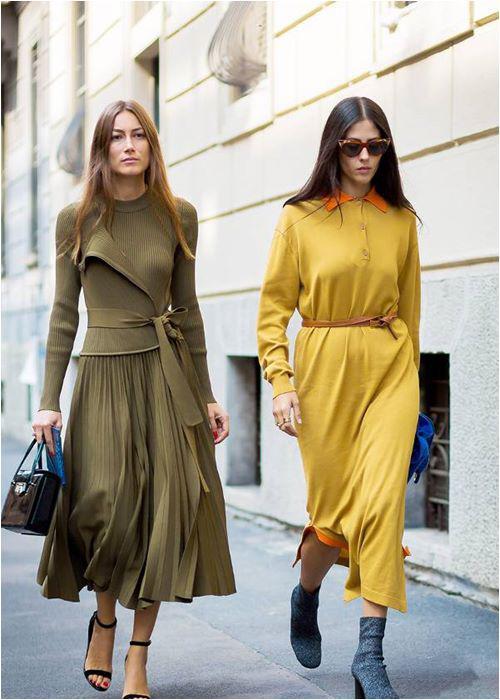 Cặp bạn thân mặc đẹp nhất năm 2017 và phong cách sáng tạo ít ai bằng! - 10