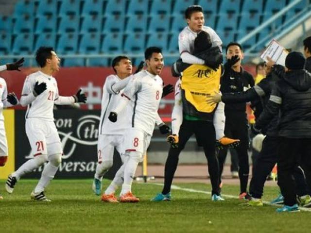 Báo Ả Rập khâm phục, khen U23 Việt Nam bất khuất