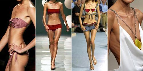 Ngược đời: Thương hiệu bắt người mẫu tăng cân mới được làm việc tiếp - 4