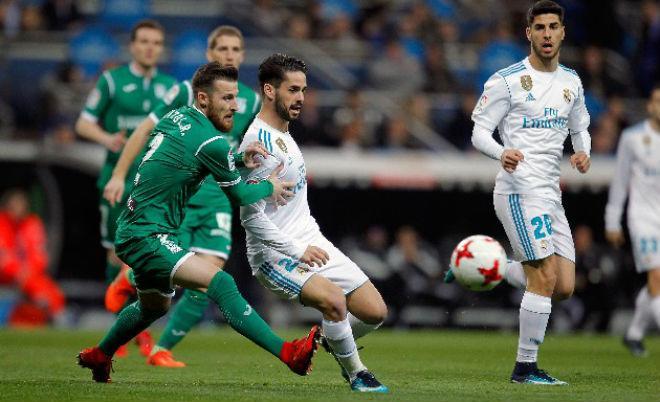 Real Madrid - Leganes: Siêu phẩm mở màn, kết cục ngỡ ngàng - 1
