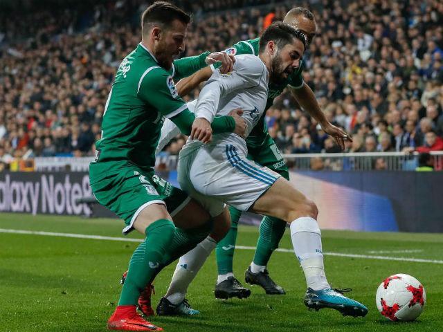 Video, kết quả bóng đá Real Madrid - Leganes: Siêu phẩm mở màn, kết cục ngỡ ngàng