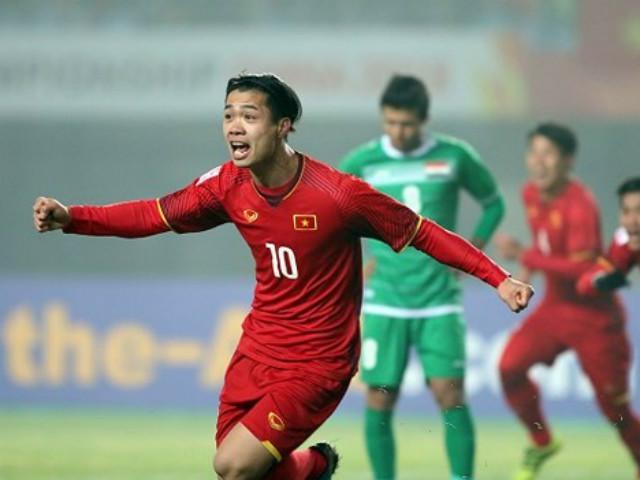 Bất ngờ: Công Phượng có thể không đá trận chung kết châu Á