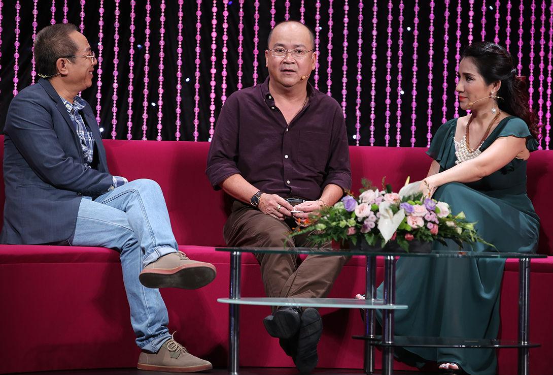Nghệ sĩ hài Hoàng Sơn suýt mất vợ con vì đào hoa - 1