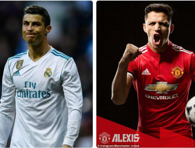 """Ronaldo mất ngôi """"vua lương bổng"""": Đồng tiền không đi liền tài năng - 1"""