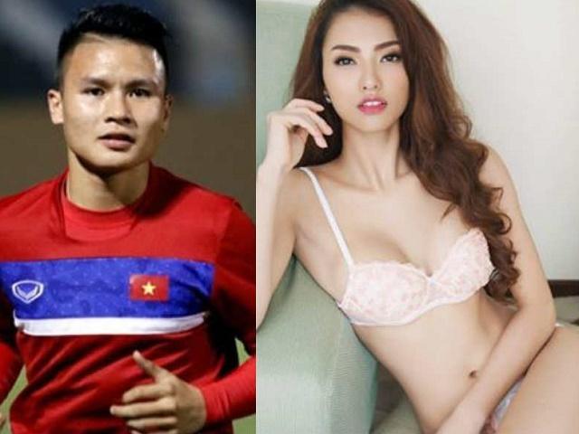 """Hồng Quế nguyện làm """"em"""", nói yêu Quang Hải U23 Việt Nam"""