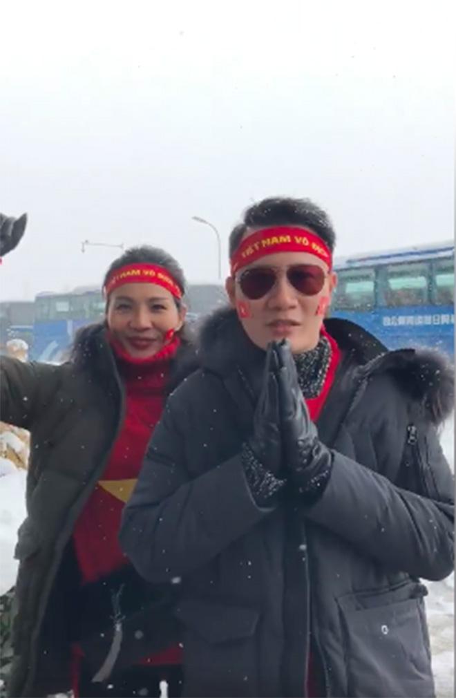 U23 Việt Nam lỡ Vàng châu Á: MC Quyền Linh, Bình Minh chia sẻ bất ngờ - 1