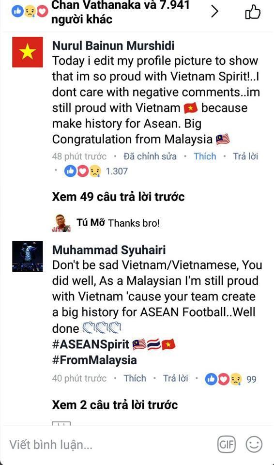 U23 Việt Nam nhận được sự hâm mộ trên khắp châu lục - 1