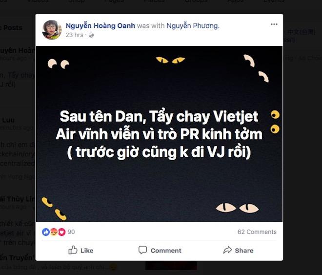 """Dân mạng """"nóng mặt"""" đòi tẩy chay VietJet Air vì """"chiêu đãi"""" U23 VN bằng bikini - 1"""
