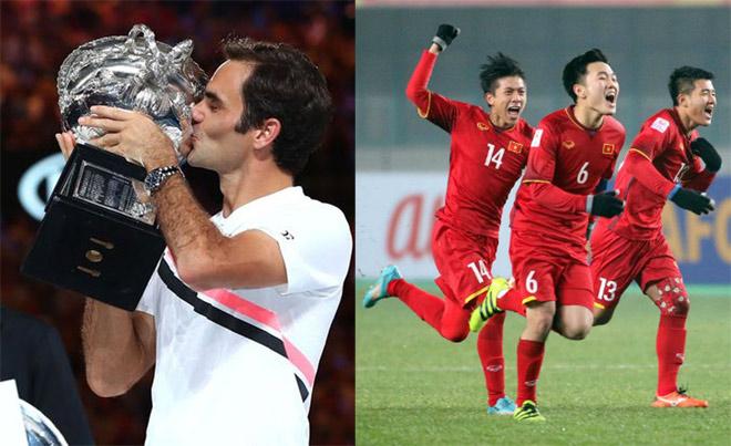 Federer – U23 Việt Nam: Kẻ thức thời mới là trang tuấn kiệt - 1