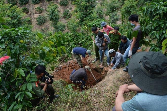Giết người, cướp tài sản chôn xác phi tang chấn động Lâm Đồng - 1