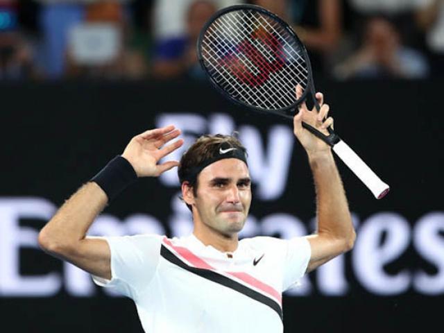 """Cực choáng với """"Vua"""" Federer: Trường sinh nhờ """"mất trí""""?"""