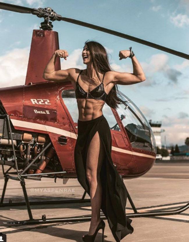 """Theo Drugfree, anabolic steroid có thể dẫn đến quá trình """"nam hóa"""" ở người phụ nữ."""