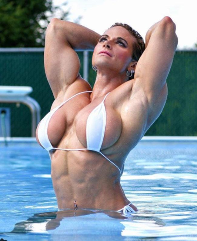 Mặc dù vậy với ước mơ sở hữu cơ thể cường tráng như phái mạnh...