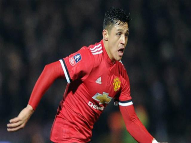 """MU đấu Tottenham: Chờ duyên từ """"thần tài"""" Alexis Sanchez"""